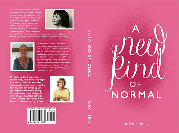 A New Kind Of Normal A Book By Alison Keenan